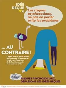 Pr vention des risques psychosociaux prst3 - Grille d identification des risques psychosociaux au travail ...